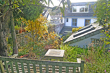 view of 7, the grove bed and breakfast, Totnes